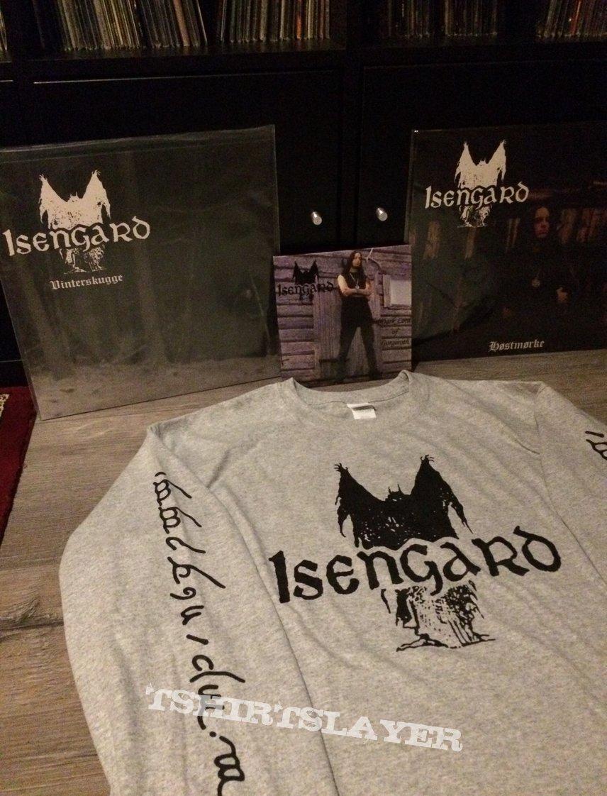 "Isengard ""Vinterskugge"""" Longsleeve Size L"