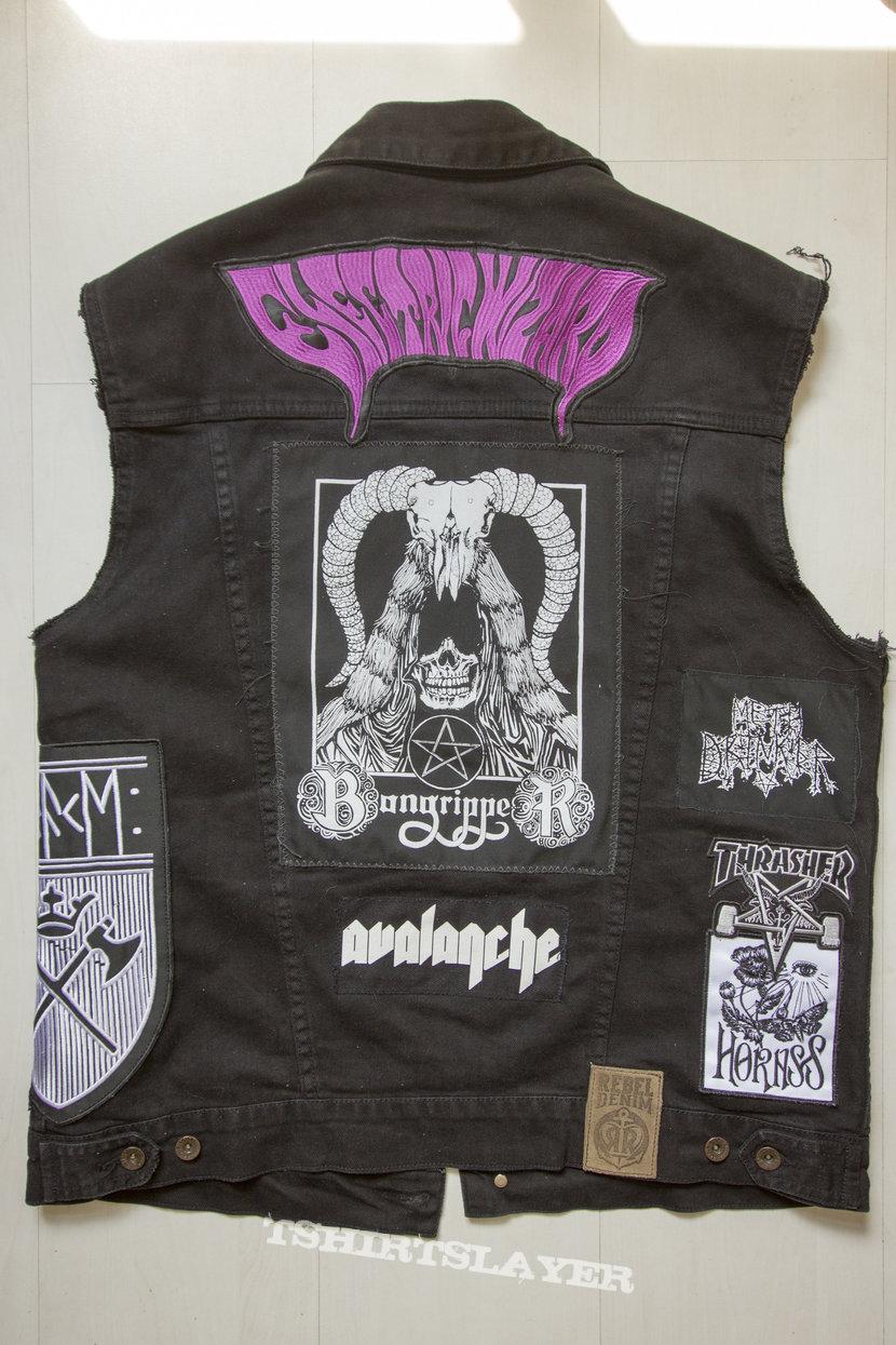 2nd Vest - disassembled