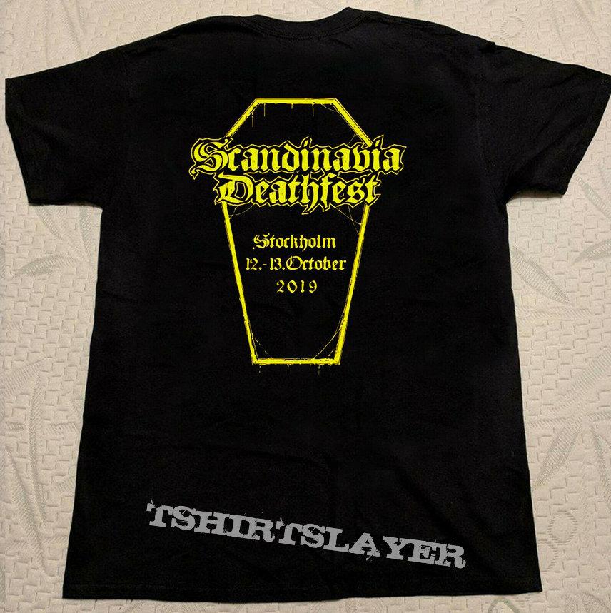 """Dismember """"scandinavia deathfest"""" XL"""