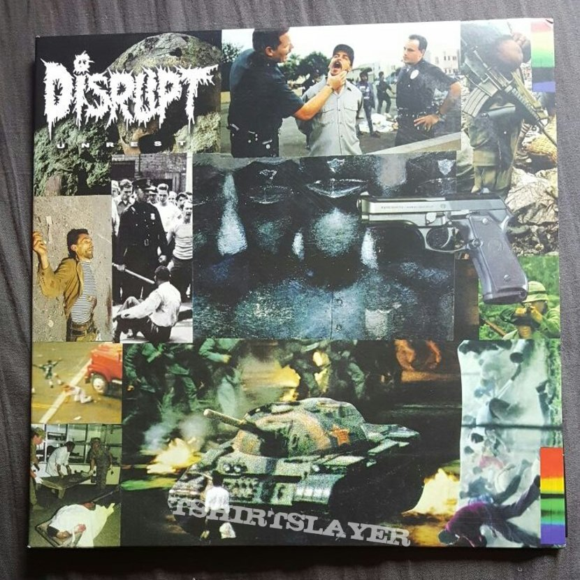 Disrupt - Unrest