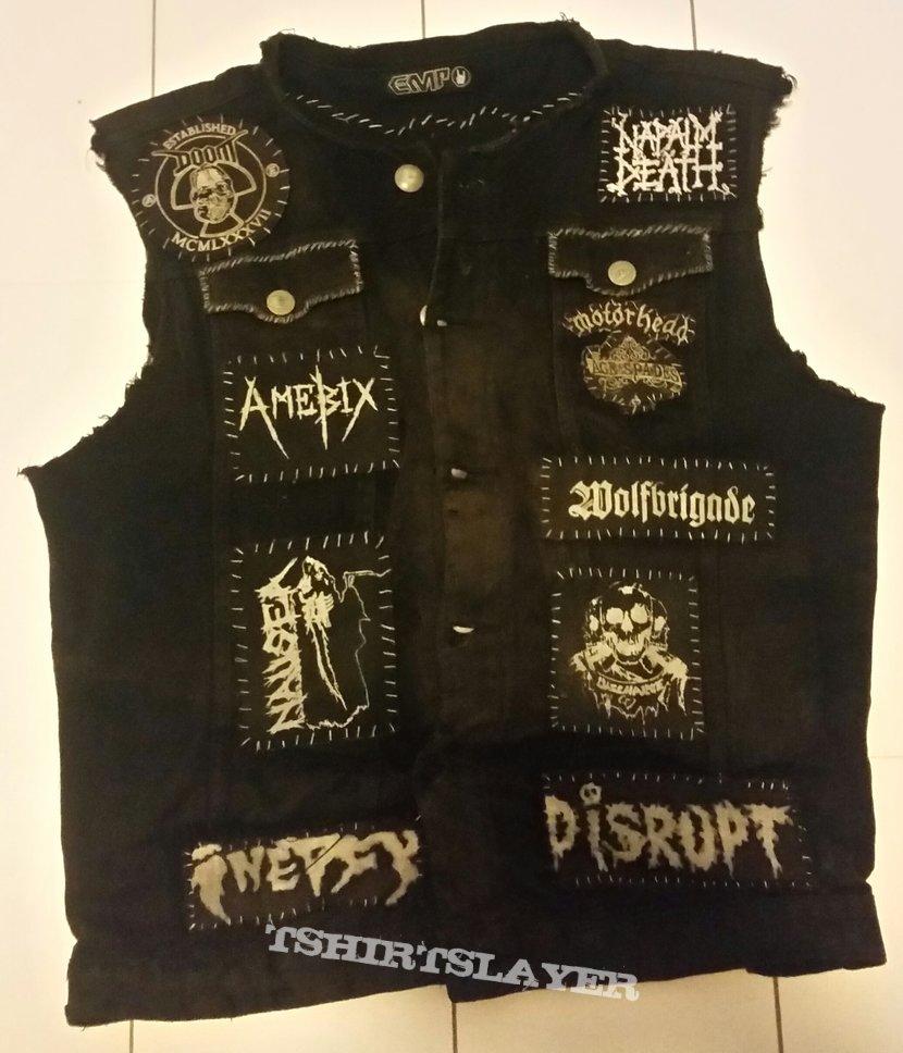 Crust vest update