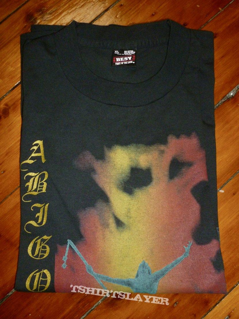 Abigor - Verwüstung / Invoke the Dark Age Long Sleeve 1995