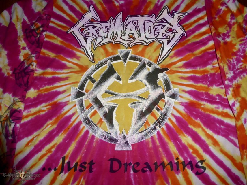 Crematory - ...Just Dreaming Long Sleeve #3