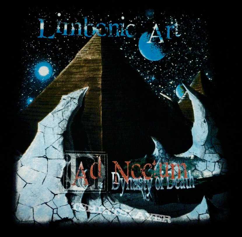 Limbonic Art - Ad Noctum - Dynasty of Death/Ultimate Death Worship