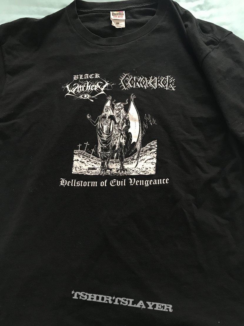 Conqueror Black Witchery Split