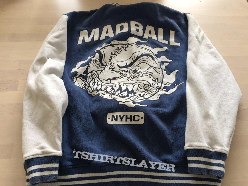 madball varsity jacket