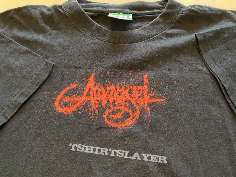 "ARKANGEL ""prayers upon deaf ears"" t-shirt"