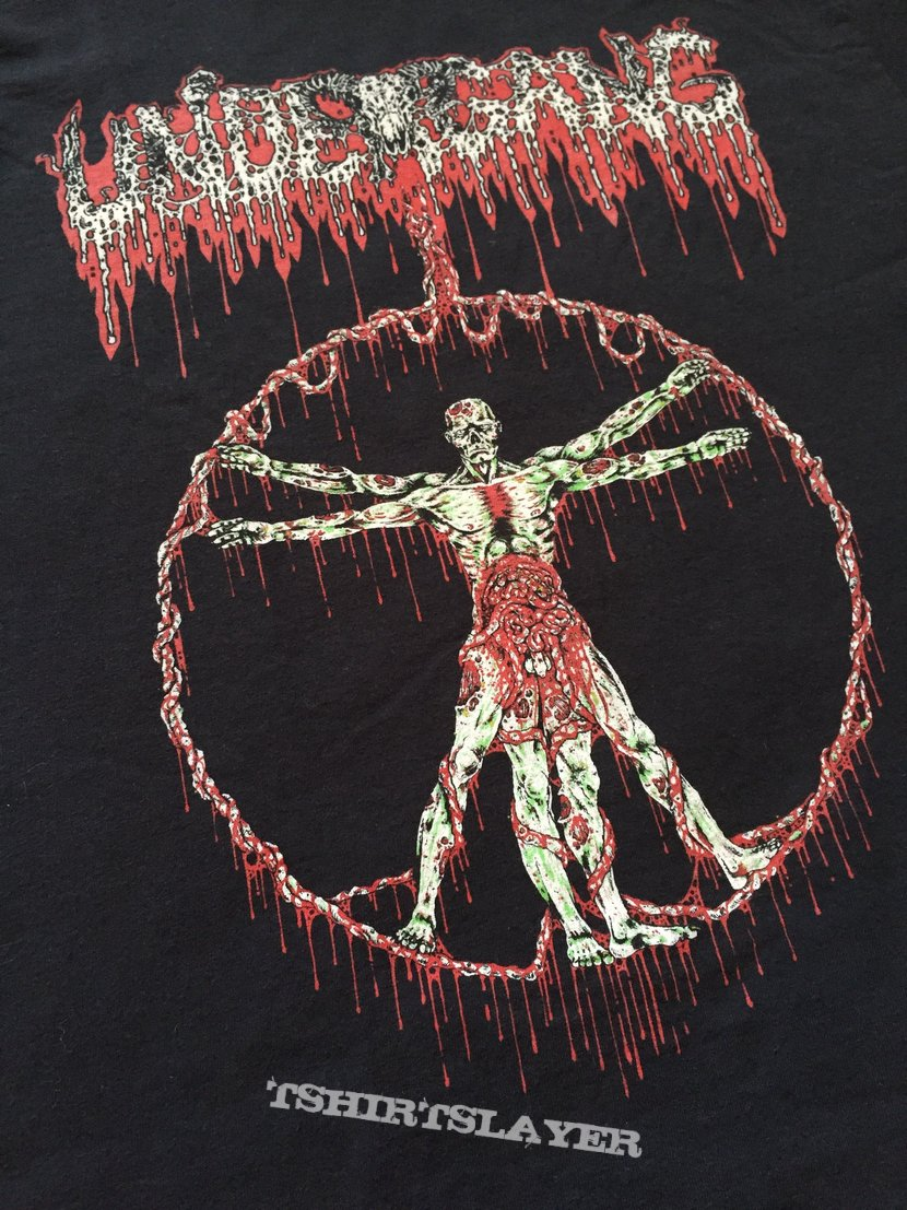 Undergang - Misantropologi North American tour longsleeve