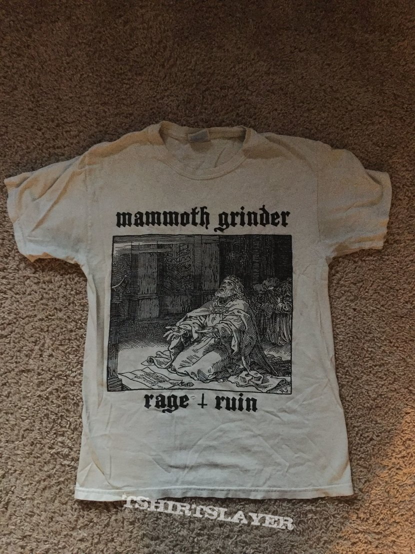 Mammoth Grinder - Rage and Ruin