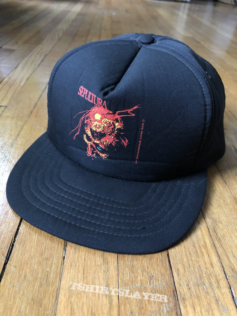 Sepultura - Beneath The Remains hat