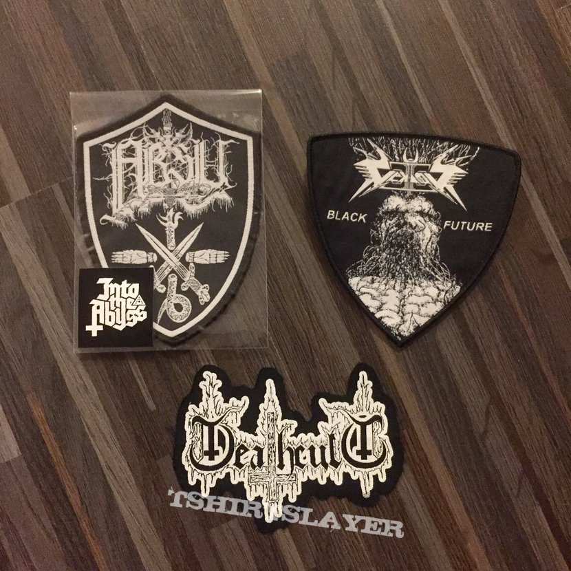Absu, vektor and deathcult patch