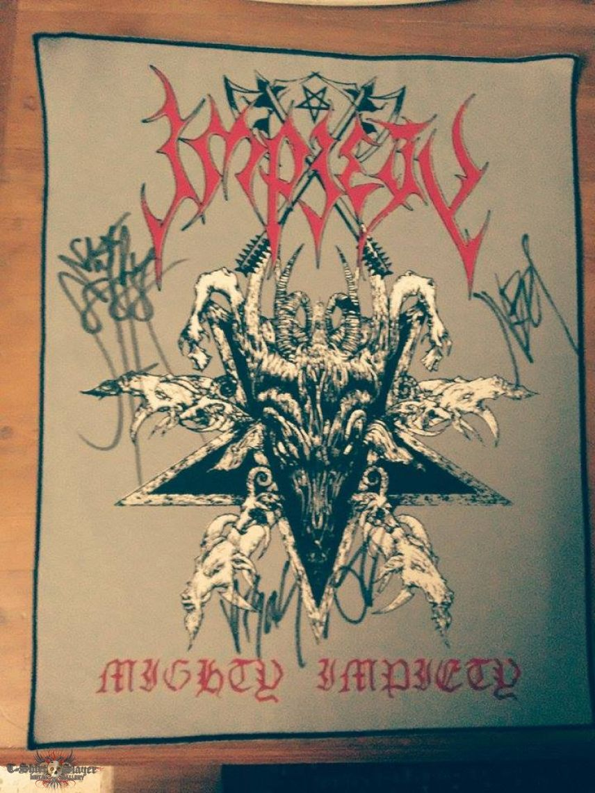 Mighty Impiety
