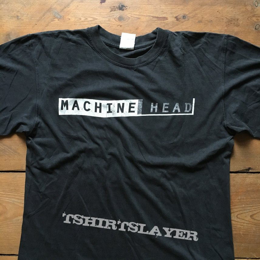 Machine Head – the more things change ... – Shirt | TShirtSlayer ...