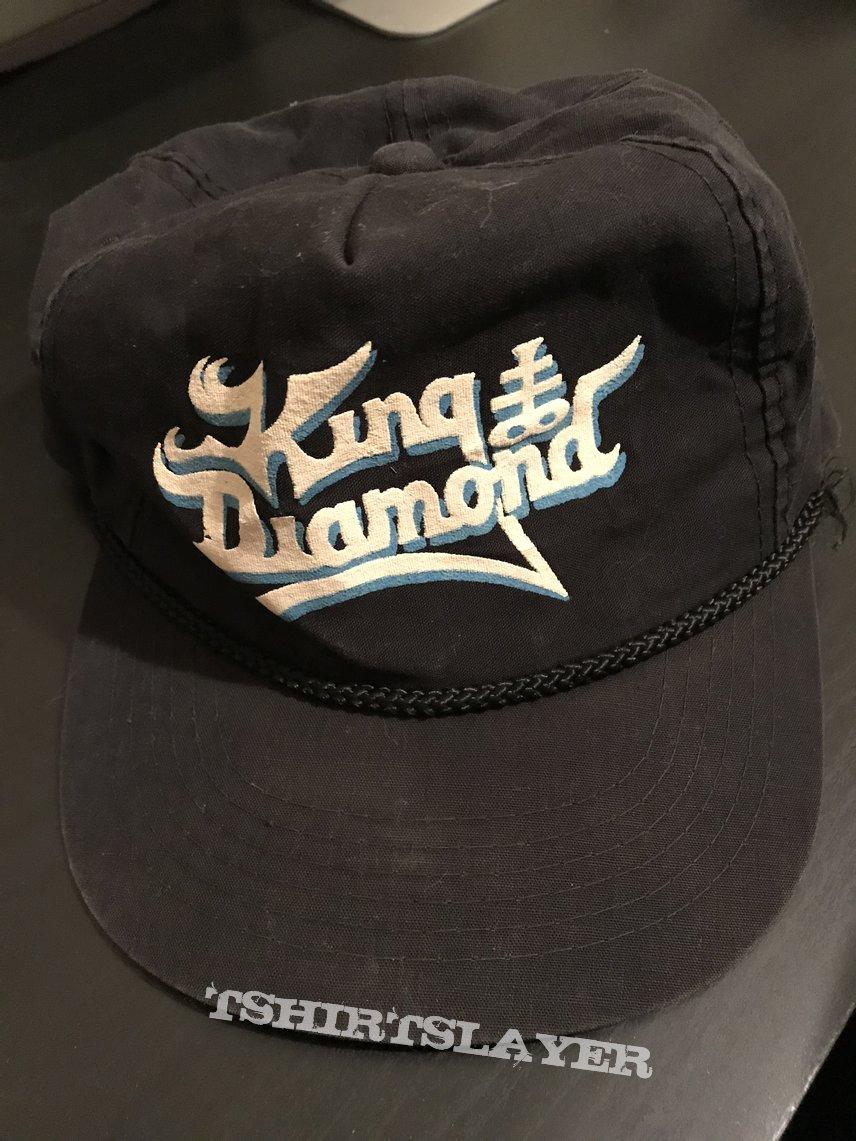 Kind diamond Abigail original tour hat 1987