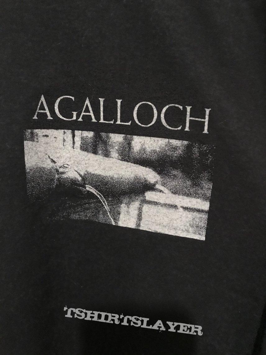 Agalloch Heathen Winter 2004 tour long sleeve