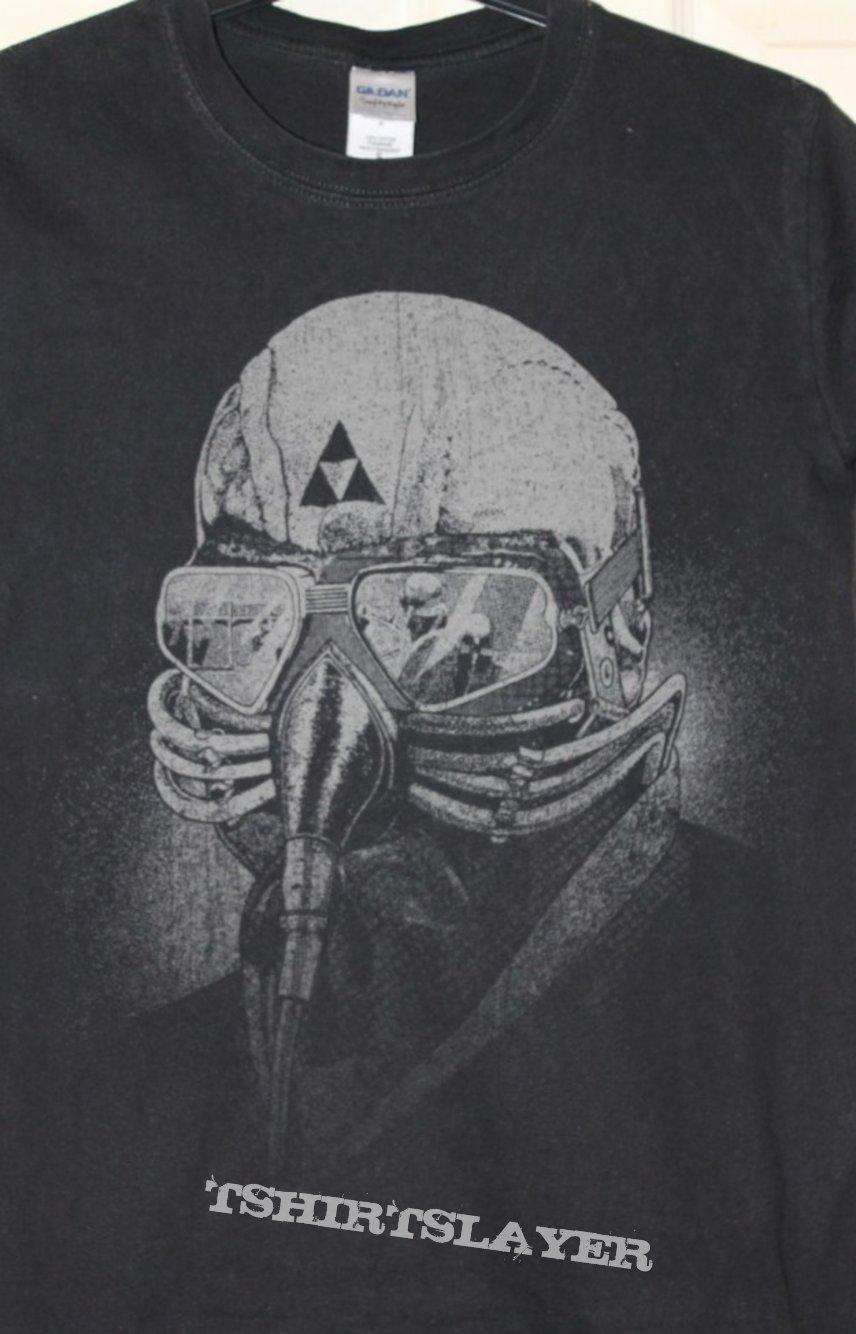 Mens Licensed Black Sabbath Rock T Shirt Amplified NEW Charcoal