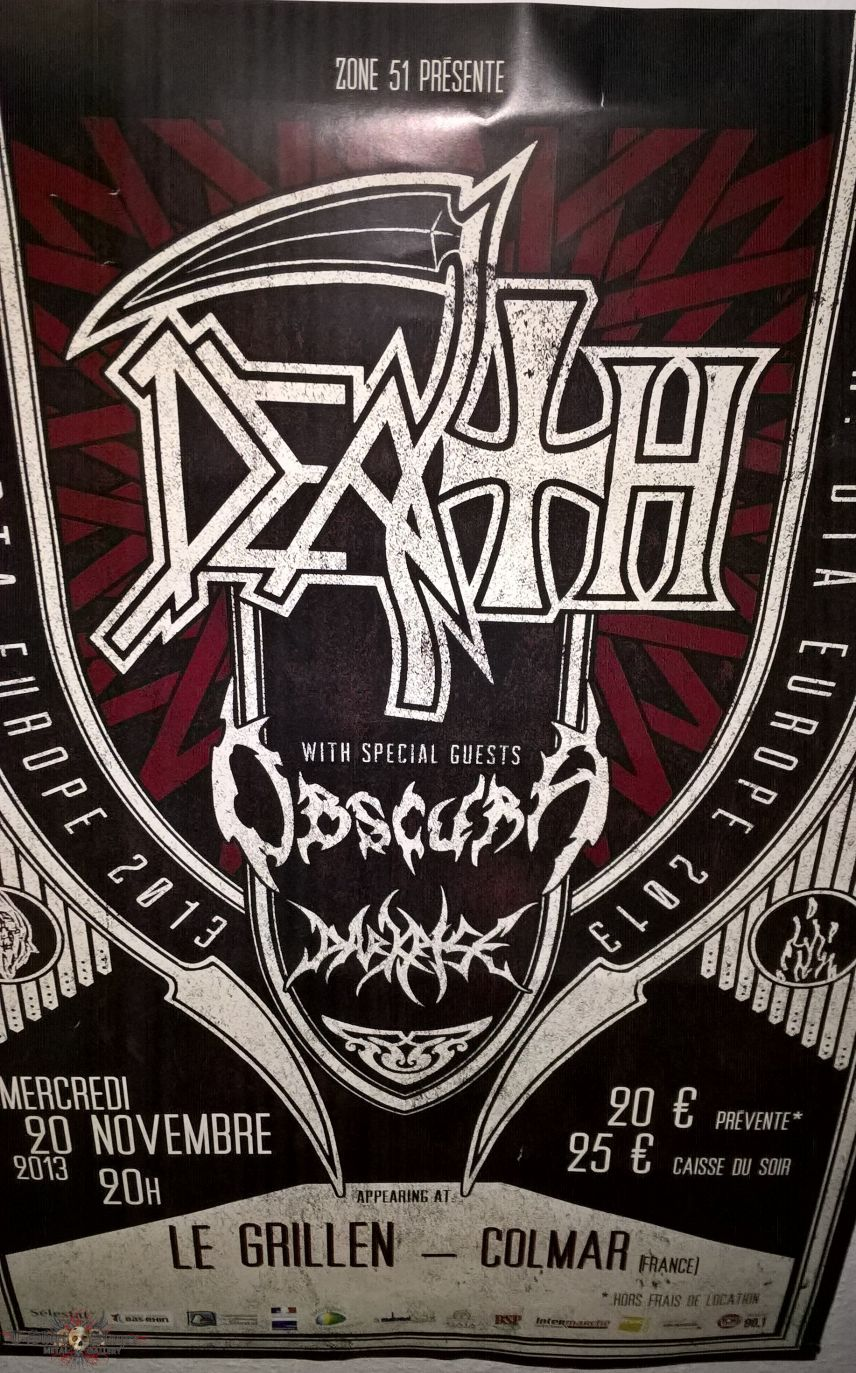 Death To All Poster