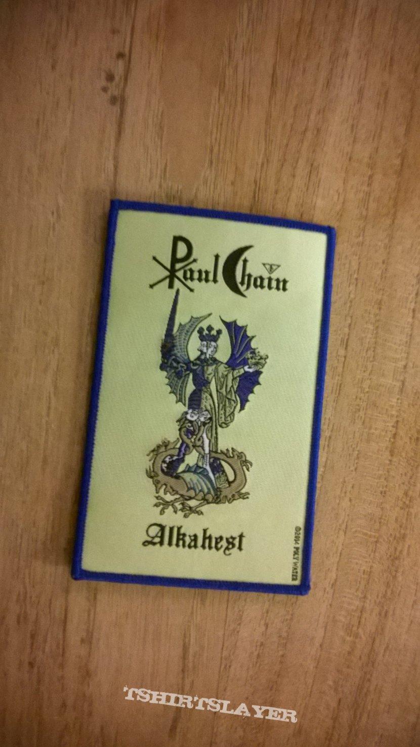 Paul Chain Alkahest Patch