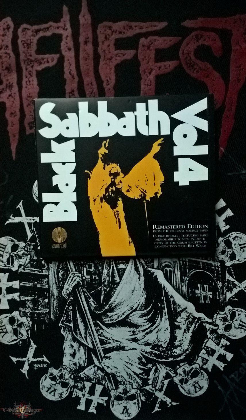 Black Sabbath - Vol. 4 CD