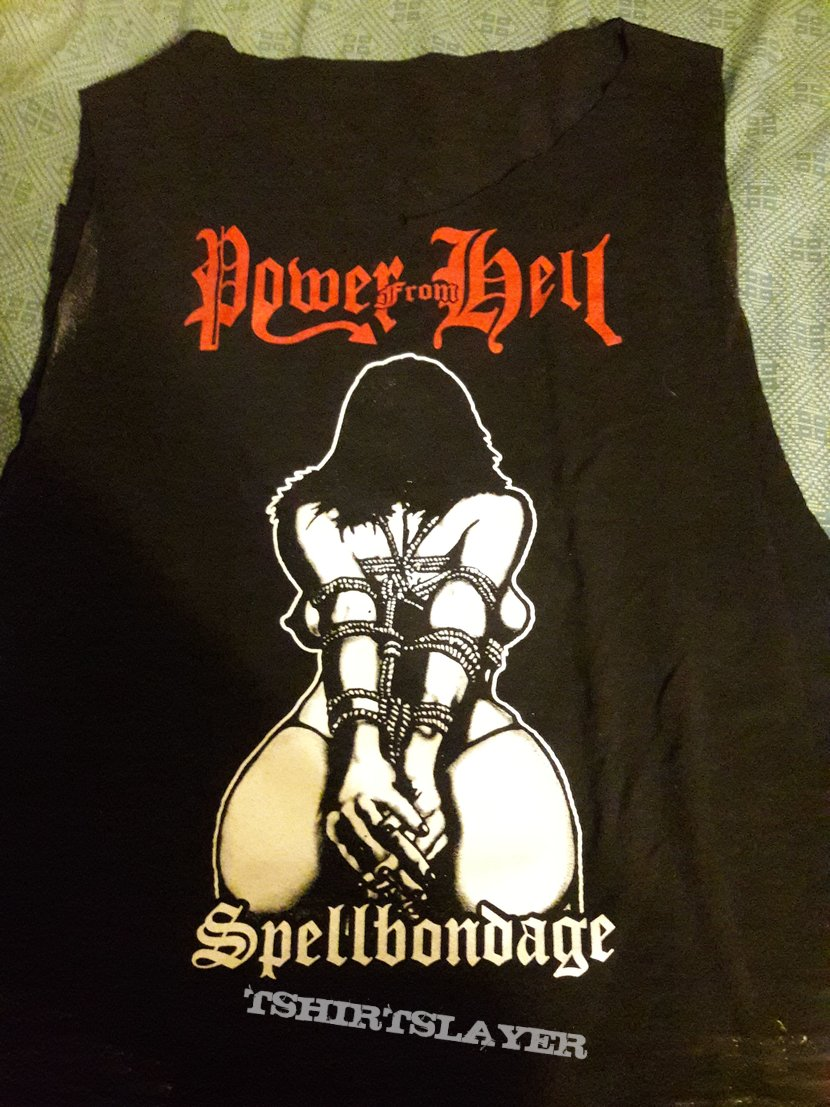 Power From Hell Spellbondage