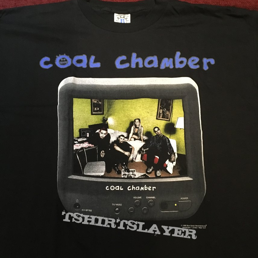 Coal chamber tv 98 blue grape