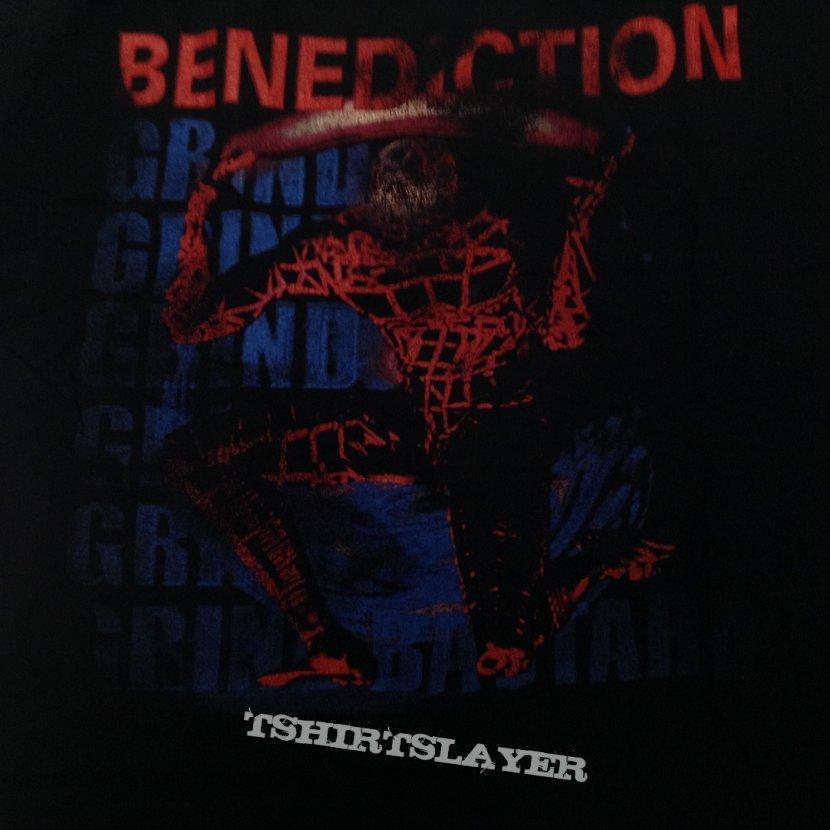 Benediction Grind Bastard LS - GONE