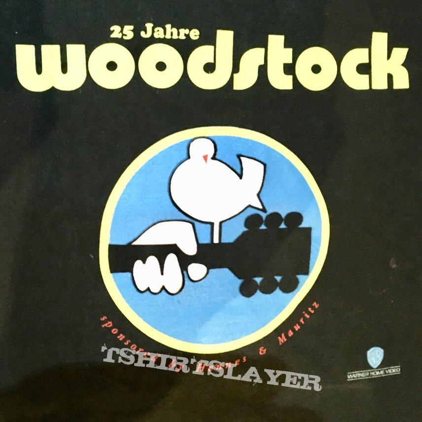 Woodstock 25 jahre