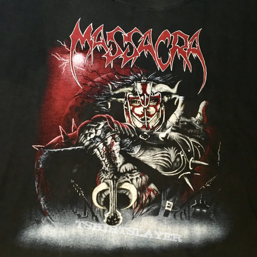 Massacra enjoy the violence 91