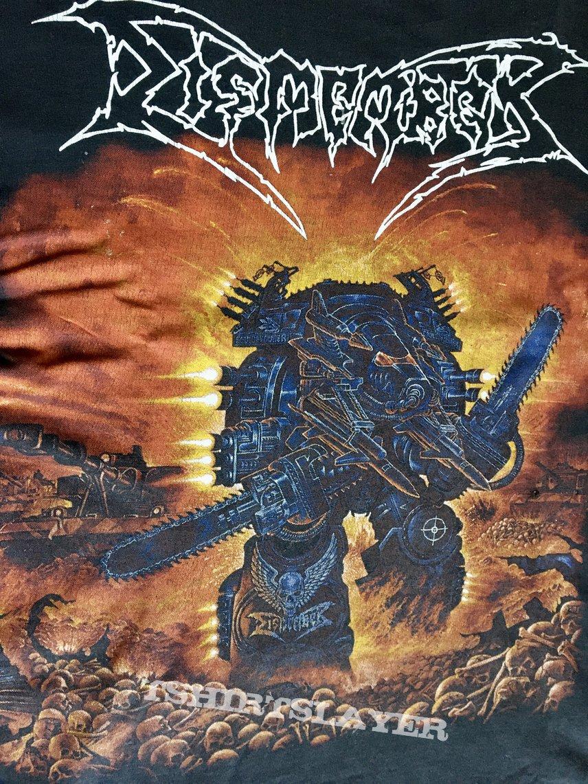 Dismember massive killing capacity 95
