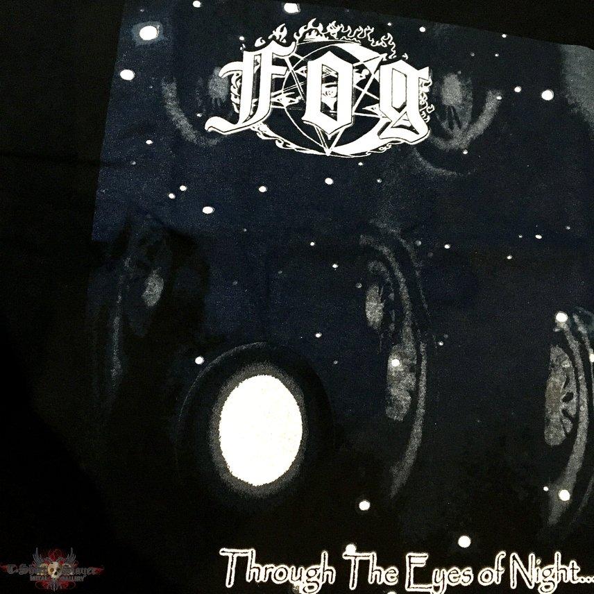 Fog through the eyes of Night .. 01