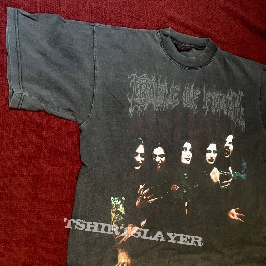 Cradle of filth no strings attached 99
