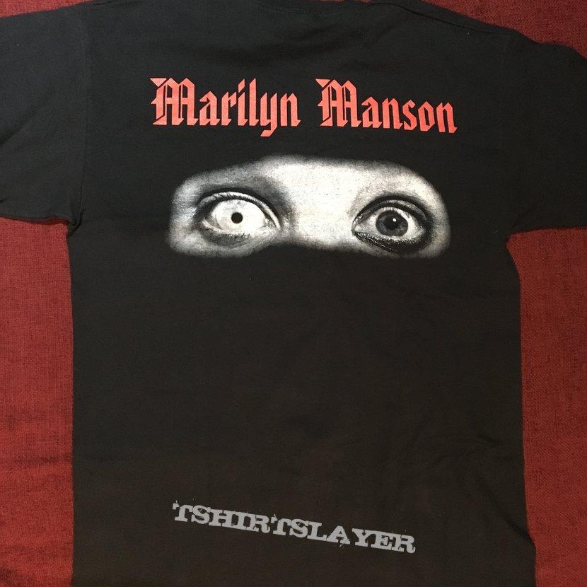 Marilyn manson blue eye 99