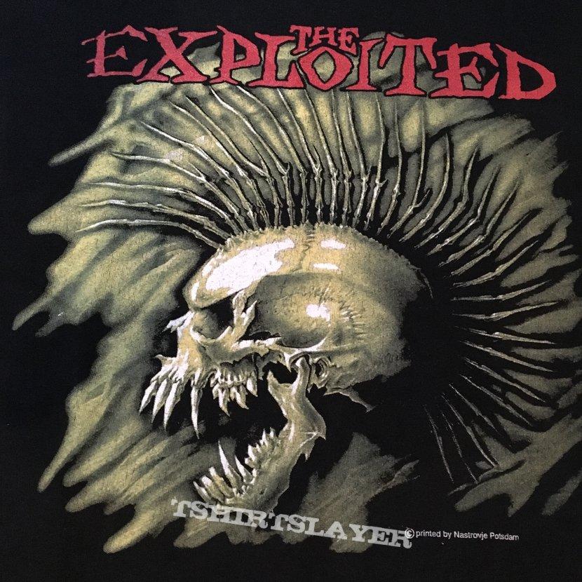 The Exploited beat the bastards 96