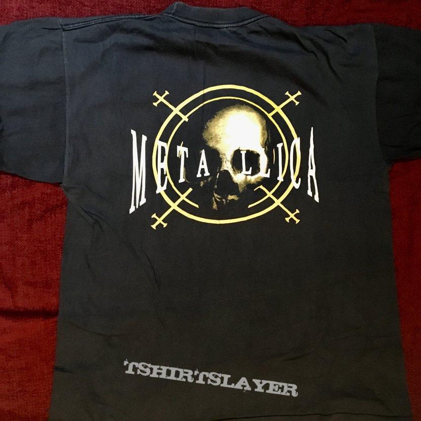 Metallica spiral design 90