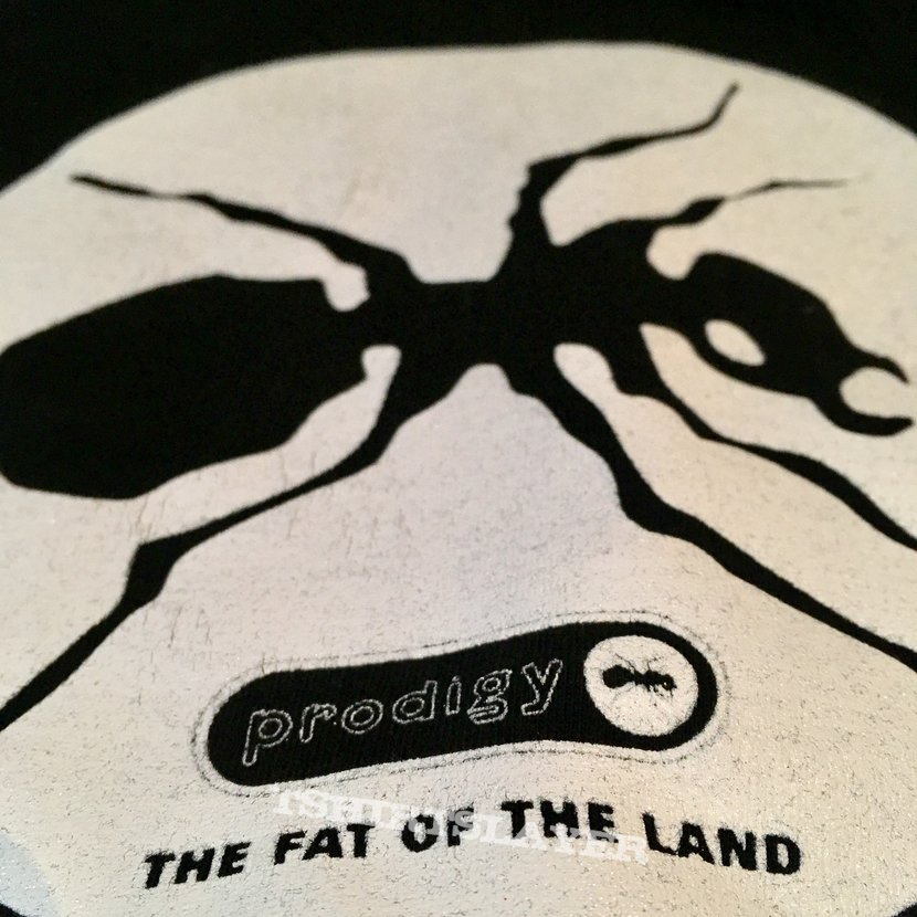 Prodigy fat of the land promo 97