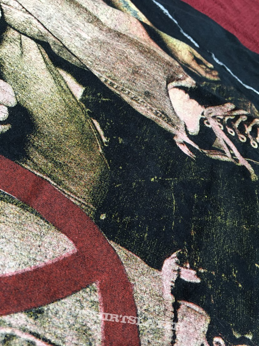 Nirvana Kurt peace 90s
