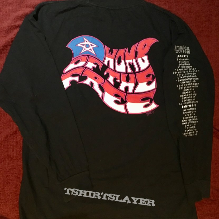 The Black crowes amorica 95 tour LS