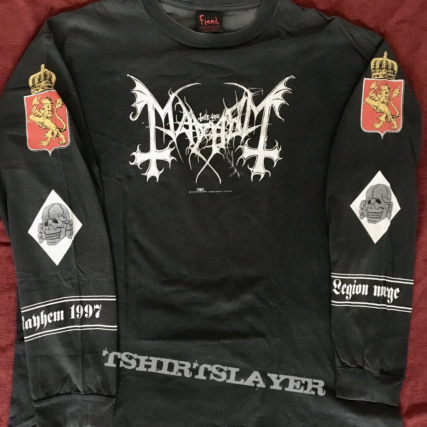 Mayhem legion north LS 97