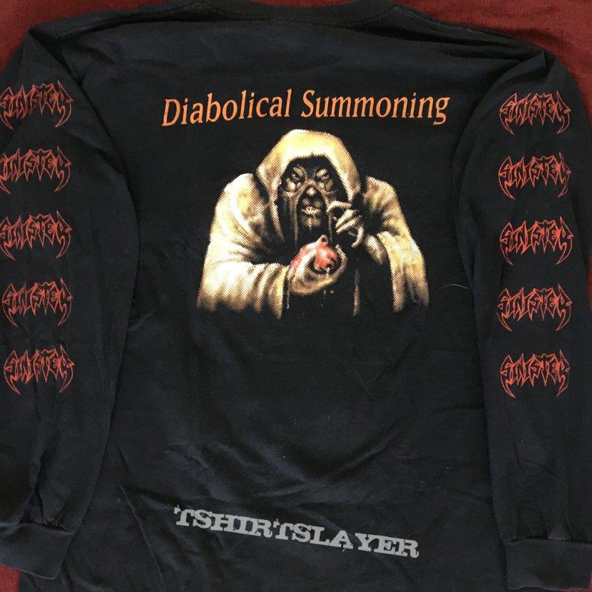 Sinister diabolical summoning 92 LS