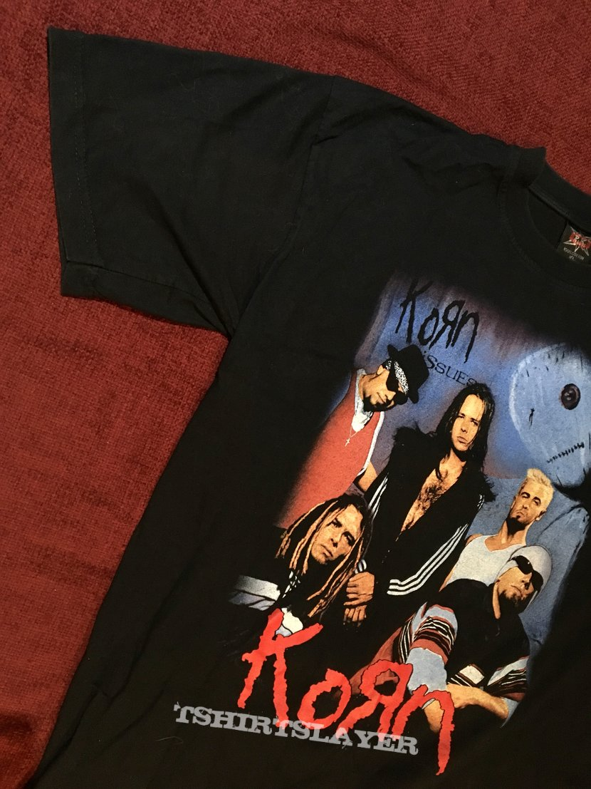 Korn issues band 99