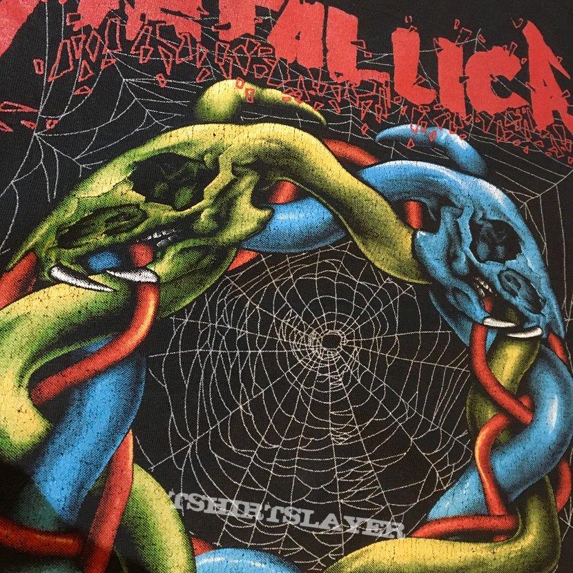 Metallica 90s don't tread on me