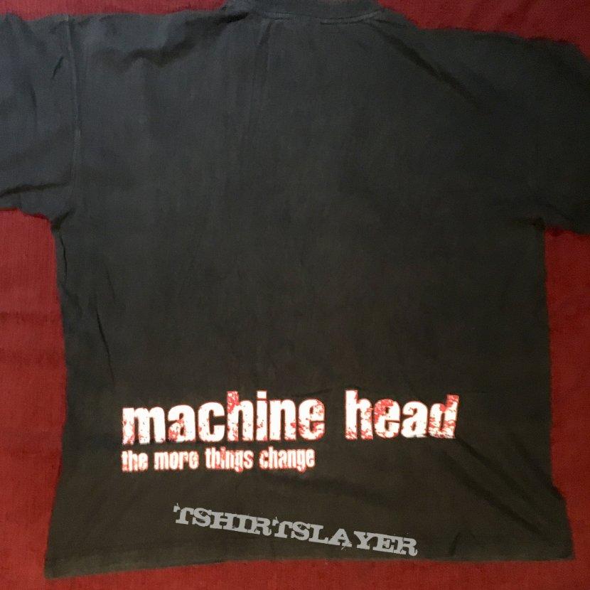 Machine head the more things change 97