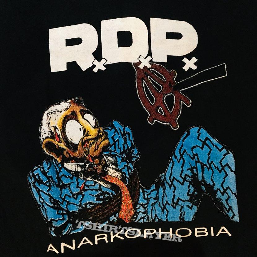 Ratos de Parao anarkophobia