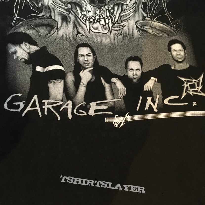 Metallica garage inc s&m 99