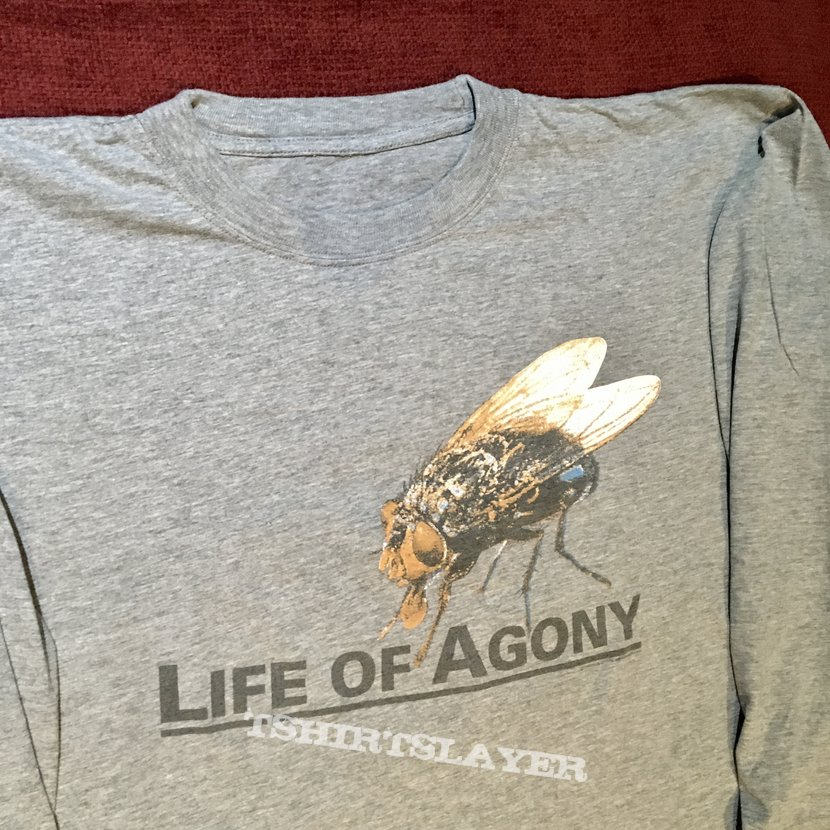 Life of Agony if I knew... tour LS 96