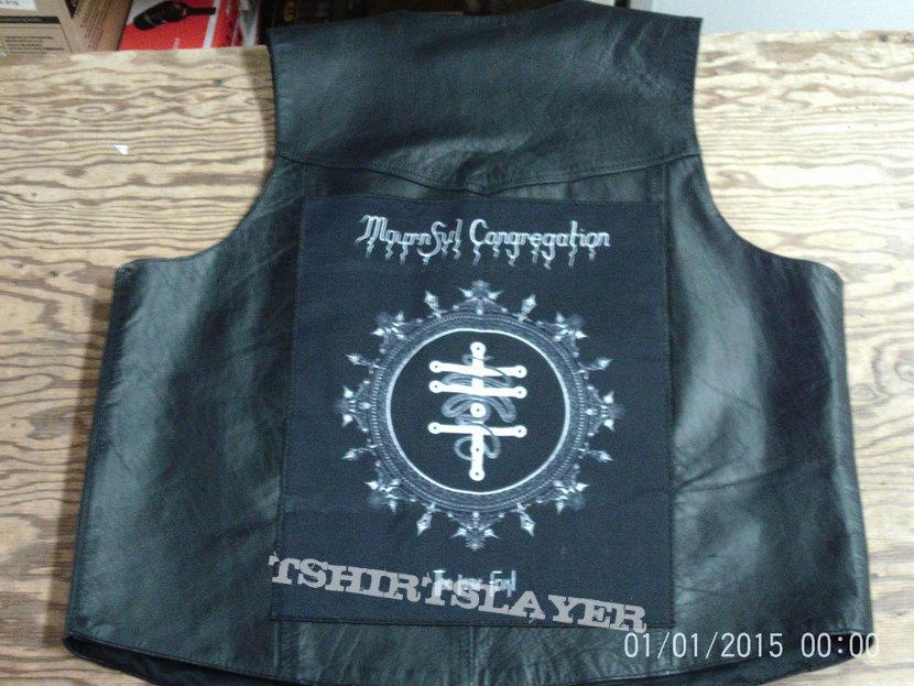 Funeral Doom Vest (Leather, WIP)