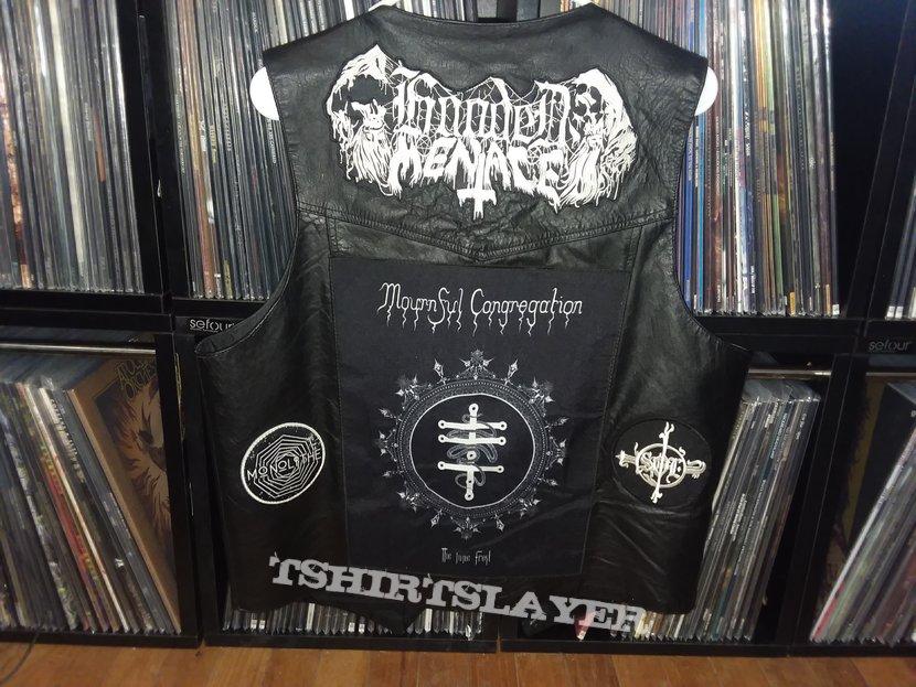 Leather Doom Vest