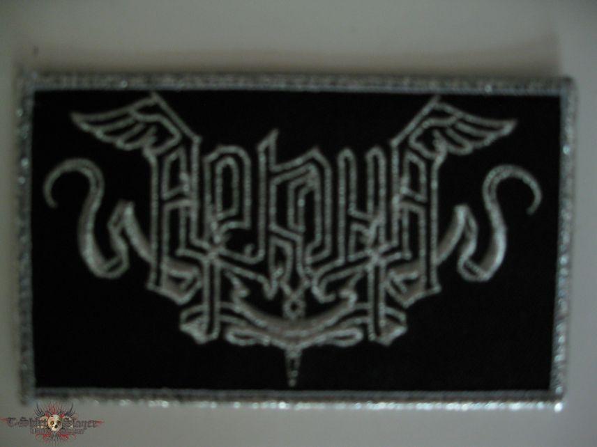 Arkona Logo Patch - Silver Border