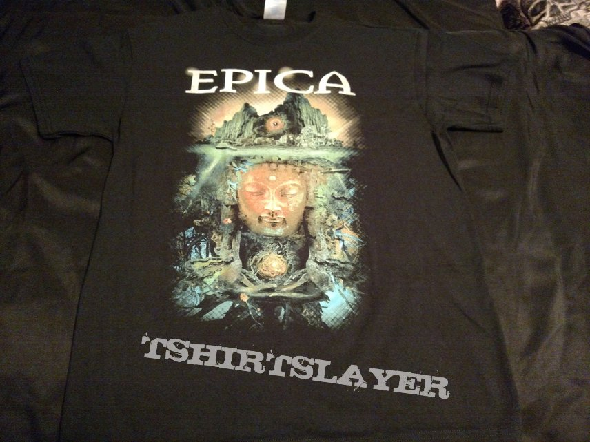 Epica The Quantum Enigma Shirt