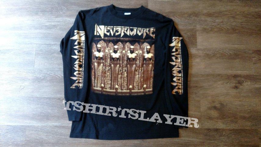 95d48940 etranqui11ity's Nevermore, Nevermore European Tour 1995 Longsleeve TShirt  or Longsleeve   TShirtSlayer